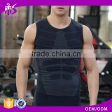 Guangzhou Shandao Compression Exercise Sleeveless Lose Weight Gym Tank Top branded sportswear manufacturers