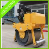 Walk Behind Single Drum Vibratory Road Roller Compactor Pavement Roller