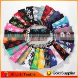 Men Maple leaf Socks fashion Weed Skateboard hiphop socks