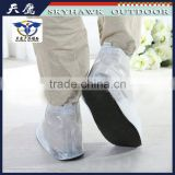 Comfortable Disposable Outdoor Waterproof Plastic Shoe Covers