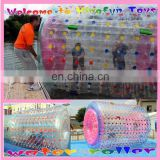 Water bubble rolling,inflatable water rolling ball,Water Barrel