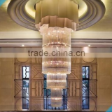 Hotel Project Crystal Chandelier Lighting
