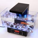 2017 Creative Mini led Desktop Aquarium Accessories