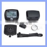 Wireless LCD Backlight Bike Computer Speed Odometer Waterproof Speedometer Bicycle