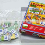 china promote kids intelligence toy jigsaw puzzle