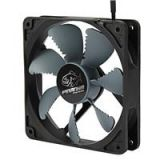 Akasa AK-FN072 12cm APiranha High Performance AIR RIPPER Blade Fan Heatsink Fan For PC Case