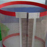 PTFE Teflon Coated Fiberglass Fabric Cheap Conveyor Mesh Belt