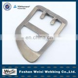 Custom Manufacturer Alloy D Ring Belt Buckle In Stock