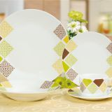 30pcs dinnerware set