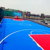 Basketball court antiskid floor manufacturer