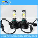 Hyundai headlight new product waterproof 9-36V35W 3800lumen dual beam design led work light H8