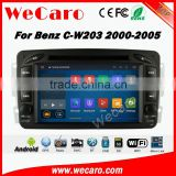 Wecaro WC-MB7507 android 5.1.1 car multimedia for mercedes for benz c-class w203 car dvd player radio gps stereo