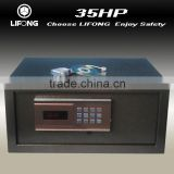 New Design high quality hotel digital biometic cash drawer metal laptop security safe for hotel