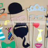 Mustache On A Stick Wedding Party Photo Booth Props Photobooth Funny Masks Bridesmaid Gifts For Wedding Decoration                                                                         Quality Choice
