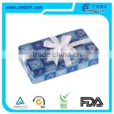 Custom design square chocolate tinbox/tin box wholesale                                                                         Quality Choice