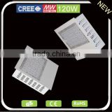UGREAT explosion-proof 120W ultra beightness led canopy lighting retrofit petrol station led canopy light