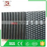 anti-slip stable horse rubber sheet mat/rubber mat
