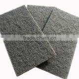 abrasive scouring pad ,black industrial souring pad
