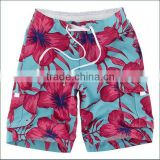 2012 NEW ARRIVAL Men's fashion beach shorts,beautiful print fabric,colorful board shorts