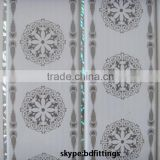 strip ceiling tile shape false ceiling and wall panel china pvc panel