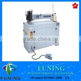 Veneer splicing stitching machine