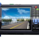 7 inch touch screen, 800*600 resolution network image tester Wire Tracker IP Camera Tester(IPC-6800)