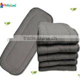Babyland CBI Charcoal Bamboo Inserts , Bamboo Carbon liners
