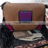Banjara Leather Tote Bag