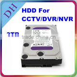 Hikvision cctv camera hdd purple brand name drive 3tb refurbished hard disk 3.5''