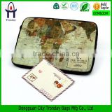 Top quality notebook computer laptop case bag canvas laptop sleeve                                                                         Quality Choice