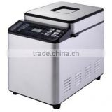 stainless steel bread dough maker with 19 digital programs automatic bread making machine