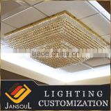 modern decorative crystal led ceiling lamp                                                                                                         Supplier's Choice