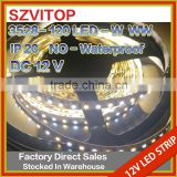SV 3528 SMD RGBW LED Strip no-Waterproof IP20 Lights warm whhite+white Mixed Color LED Strip Lighting 5M 600LEDs