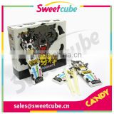 2015 Novelty Wolf Fruit CC Stick Candy