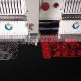Cording device and Ribbon device for embroidery machine