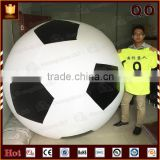 Guangzhou beach soccer ball color design logo printed inflatable ball