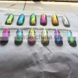 shenzhen dahua rainbow chrome mirror effect pigment powder