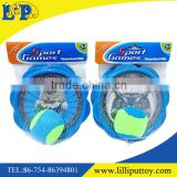 Outdoor beach game plastic catch ball game toy