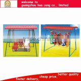 Best price outdoor children swing, kids swing with canopy H71-0550