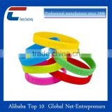 fashion design sports souvenir balance wristband