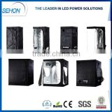 China manufacturers 600D hydroponic plant grow tent / greenhouse grow tent                                                                         Quality Choice