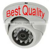 Indoor Color IR Dome Camera, CCD: Sony/ Sharp 10~20m IR Distance CCTV Camera Ko-Bcctv6030