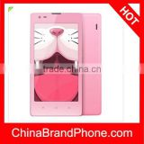 4.7 inch Pink Xiaomi Redmi 1S GPS + AGPS Android 4.3 Quad Core Smart Phone