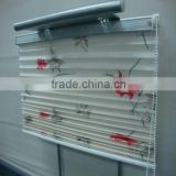 lace pleated window blinds