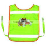 Pullover School Kids Clothing Wholesale Children Reflective Safety Vest Child Dress