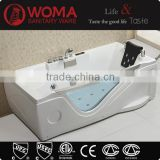 WOMA Q324 Cheap Mini Portable Indoor Swimming Acrylic Whirlpool Massage Bathtub Spa