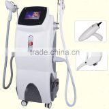 Low Price!!multifuction Ipl Diode Laser Hair Lady / Girl Removal Machines Price/ipl+rf +laser For Sale 10-1400ms