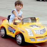 CADILLAC electric baby ride on toy car with remote control, kids battery ride on toy car