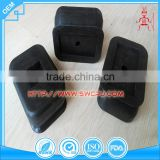 Customized oil and ageing resistant rubber bumper rubber damper for dock or car