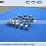 Good wear resistance Tungsten carbide drill tips / cutting tips for oil well /rock / road construction